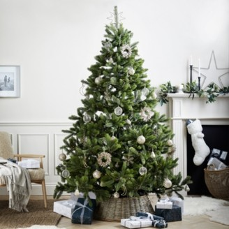 The White Company Symons Nordmann Fir Christmas Tree - 7.5ft, Natural, One Size