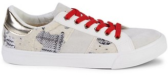 Vintage Havana Signature Platform Sneakers