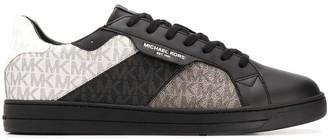 Michael Kors Low Top Panelled Sneakers