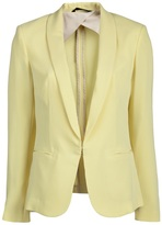 Rag and Bone Rag & Bone Silver tuxedo jacket