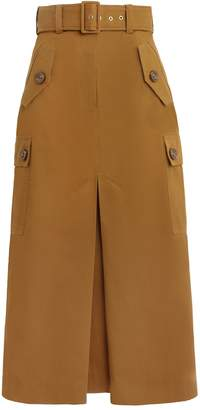 Zimmermann Espionage Army Skirt