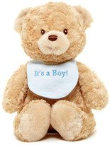 Gund Bib Bear It&s A Boy