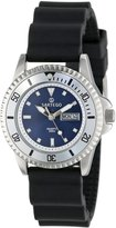 Sartego Women's SPQ83-R Ocean Master Japanese Quartz Movement Watch