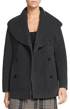 Theory Shawl Collar Peacoat