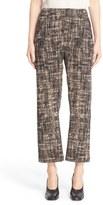 Zero Maria Cornejo 'Eko' Tweed Pants