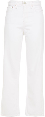 Rag & Bone High-rise Straight-leg Jeans