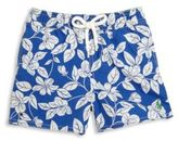 Ralph Lauren Baby's Floral-Print Swim Trunks