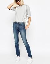 Weekday Tuesday Mid Rise Slim Fit Denim Jean