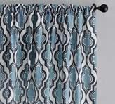 Pottery Barn Addie Print Curtain