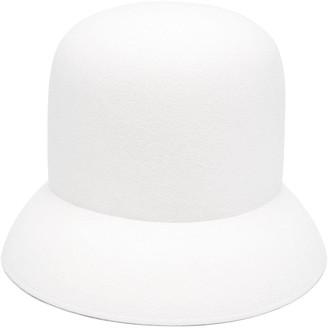 Nina Ricci Felted Cloche Hat