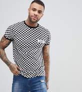 Brooklyn Supply Co. Brooklyn Supply Co Checkerboard Slick T-Shirt