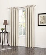 Sun Zero Frederick 40 by 84-Inch Thermal Lined Curtain Panel