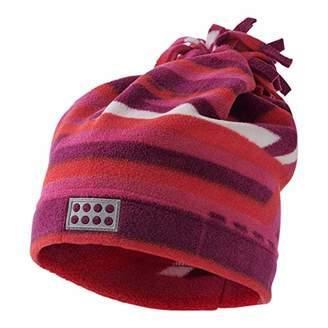 Lego Wear Girl's Unisex Lwalfred 712-Fleecemütze Hat,(Size: 52)