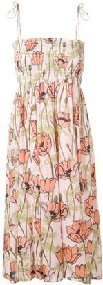 Tory Burch Floral Dress