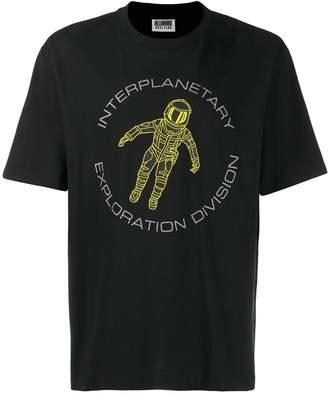 Billionaire Boys Club graphic astronaut print T-shirt
