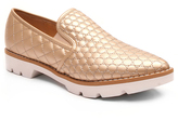 Two Lips Gold Faze Loafer
