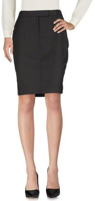 Richmond X Knee length skirt