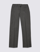 Marks and Spencer Girls' Pure Cotton Skin KindTM Trousers