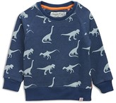 Sovereign Code Infant Boys' French Terry Dino Print Sweatshirt - Sizes 12-24 Months