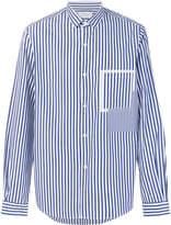 TOMORROWLAND striped classic shirt