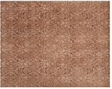 Pottery Barn Andorra Printed Tile Rug - Terracotta