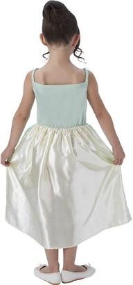 Disney Princess Fairytale Tiana Childs Costume