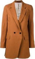 Paul Smith double-breasted midi coat