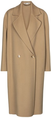 Stella McCartney Erika double-face wool coat
