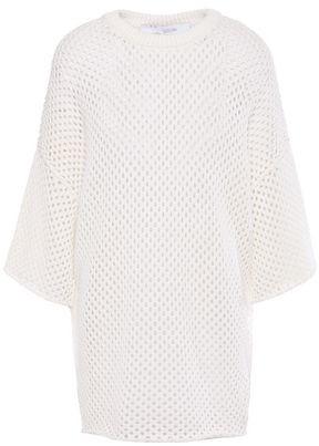 IRO Decorate Open-knit Cotton Sweater