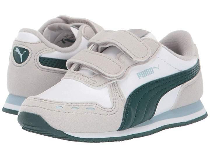 2b691442c4 Puma White Boys' Shoes - ShopStyle
