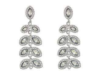 Swarovski Baron Pierced Earrings