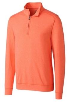 Cutter & Buck Men's Big & Tall Shoreline Half Zip Sweatshirt