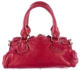 Chloé Leather Paddington Bag