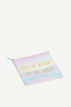 Ardene Printed Makep Bag