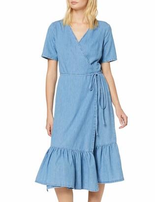 New Look Women's Wrap Tier Dress Victoria (6252776)
