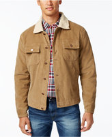 American Rag Men's Corduroy Trucker Jacket, Only at Macy's