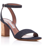 Tabitha Simmons Leticia Denim Sandal