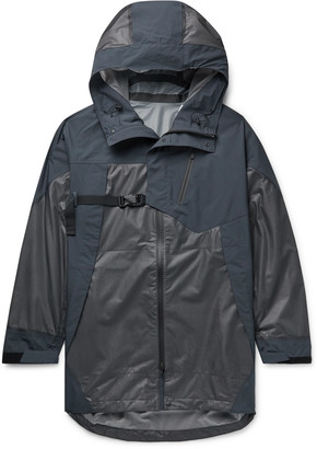 Y-3 Ch1 Terrex Oversized Panelled Nylon Hooded Parka