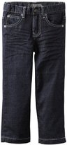 Southpole Kids Boys 2-7 Relaxed Fit Jeans with Embroidered Back Pocket Details