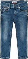 Tommy Hilfiger Blue Mid Wash Scanton Skinny Jeans