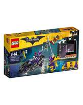 Batman LEGO The Movie Catwoman Catcycle