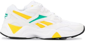 Reebok Aztrek 96 colour block sneakers