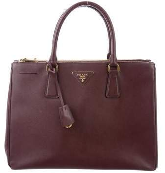 ab9369d51833 Prada Saffiano Lux Tote Bag - ShopStyle