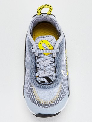 Nike Air Max 2090 Infant Trainers - Grey/White