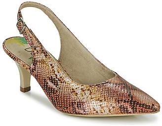 Dorking MOON women's Heels in Brown