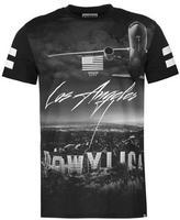 Fabric Hollywood T Shirt Mens