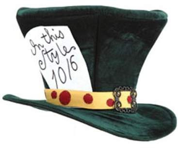 Elope Kid's The Madhatter Green Hat