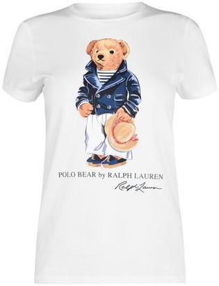 Polo Ralph Lauren Mariner Bear T Shirt