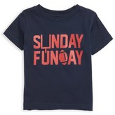Kid Dangerous Sunday Funday Graphic T-Shirt (Baby Boys)