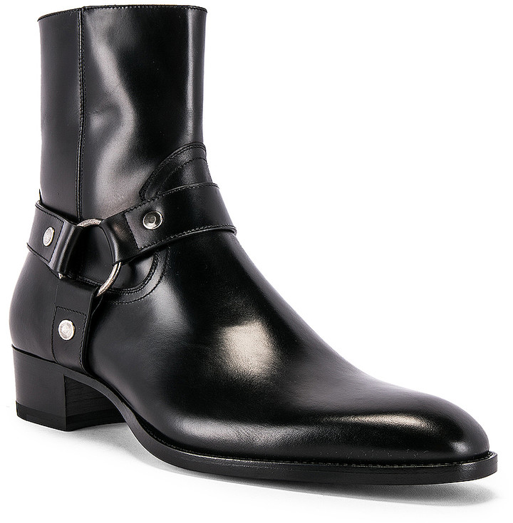 091b614d396 Saint Laurent Men's Boots | over 400 Saint Laurent Men's Boots | ShopStyle
